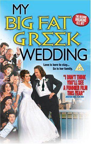 Directed By Joel Zwick With Nia Vardalos John Corbett Michael Constantine Christina Eleusiniotis A Young Greek W Funny Films Wedding Movies Greek Wedding