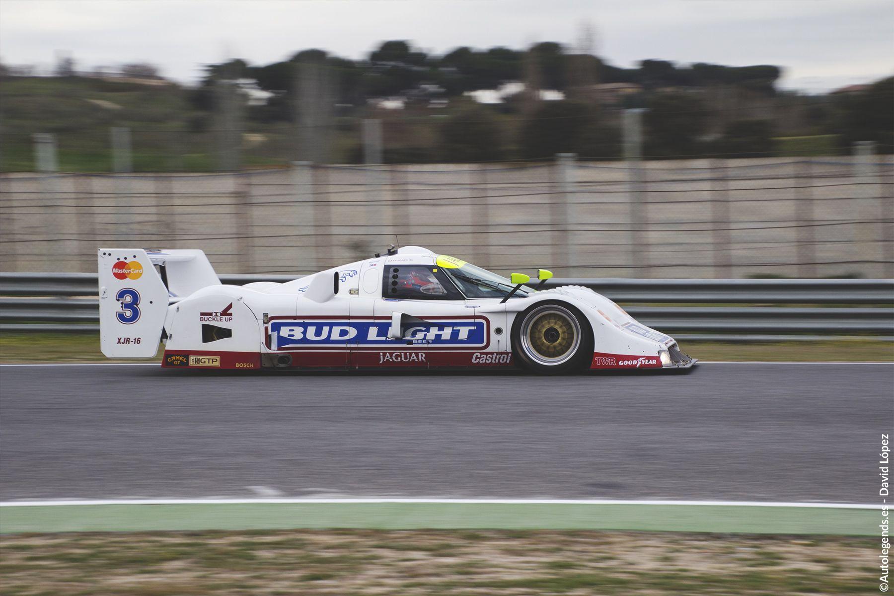 Jaguar XJR-16   Carreras, Autos, Fórmula 1