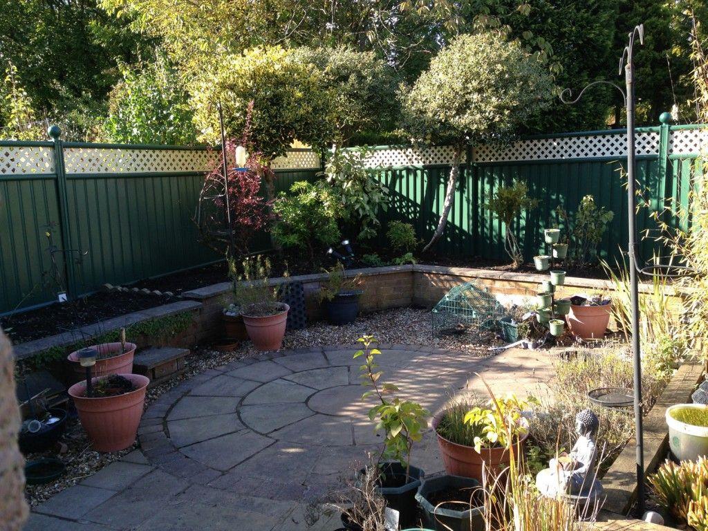 Cornered By Colourfence Bolton Metal Garden Fencing Garden