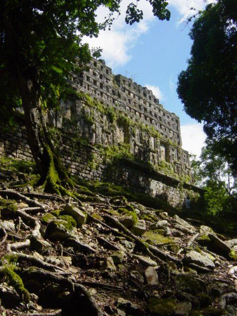 Yaxchilan, Chiapas. Ya es hora de ir!!!
