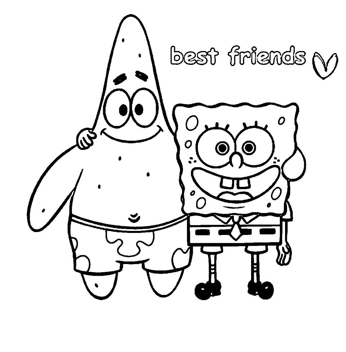 Best Friend Coloring Pages Best Friend Drawings Bff Drawings Cool Coloring Pages