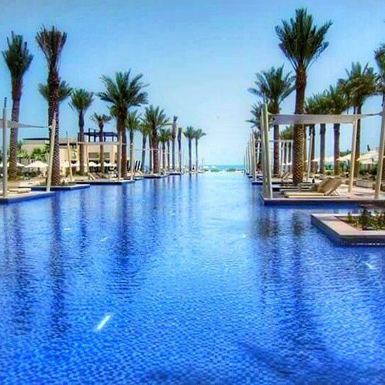 Bianca On Instagram Fun In The Sun At The Park Hyatt Hotel On Saadiyat Island Abu Dhabi Instaabudhabi Simplyab Hyatt Hotels Hotels And Resorts Park Hyatt