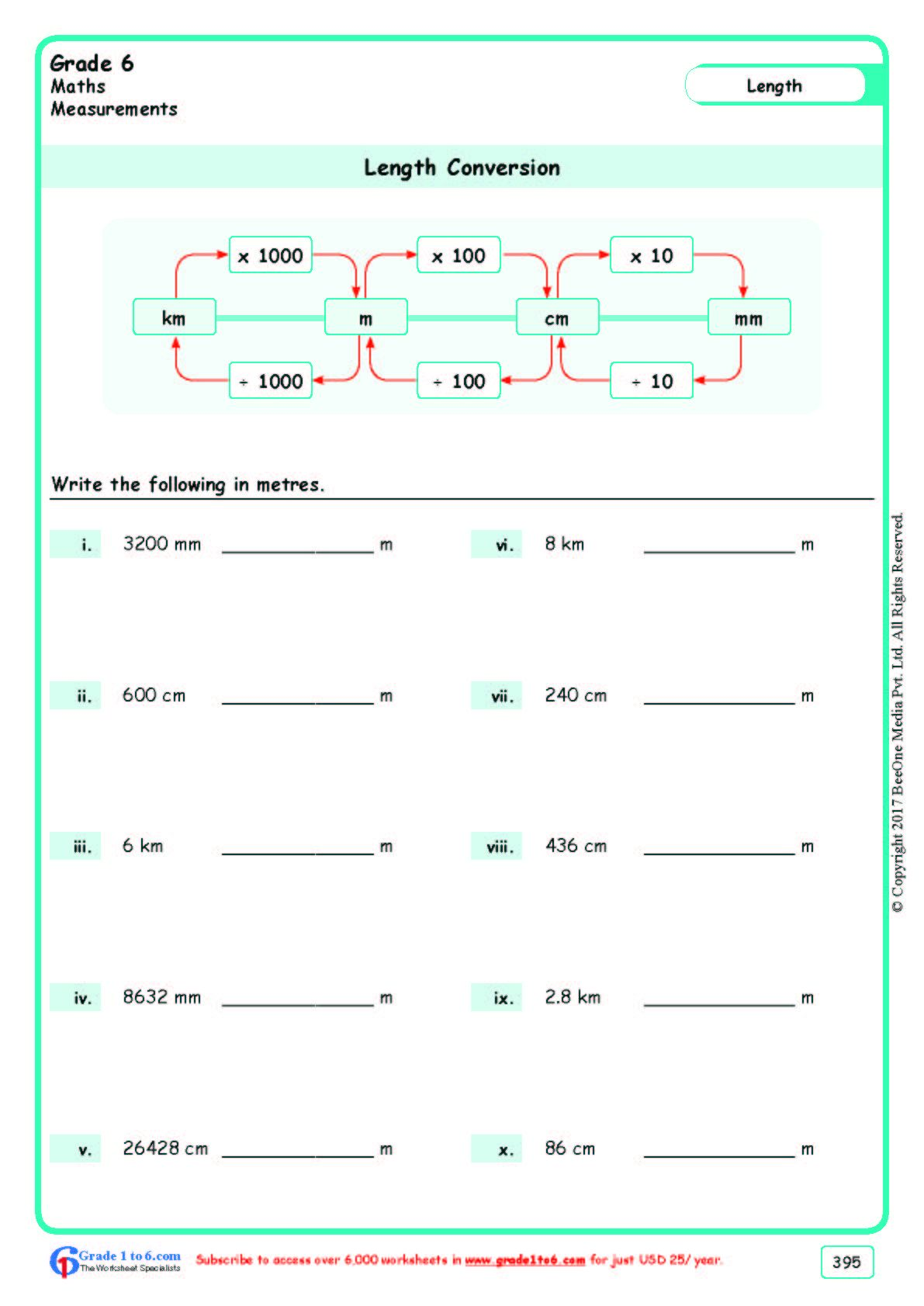 Pin On Grade 6 Math Worksheets Myp Cbse Icse Common Core