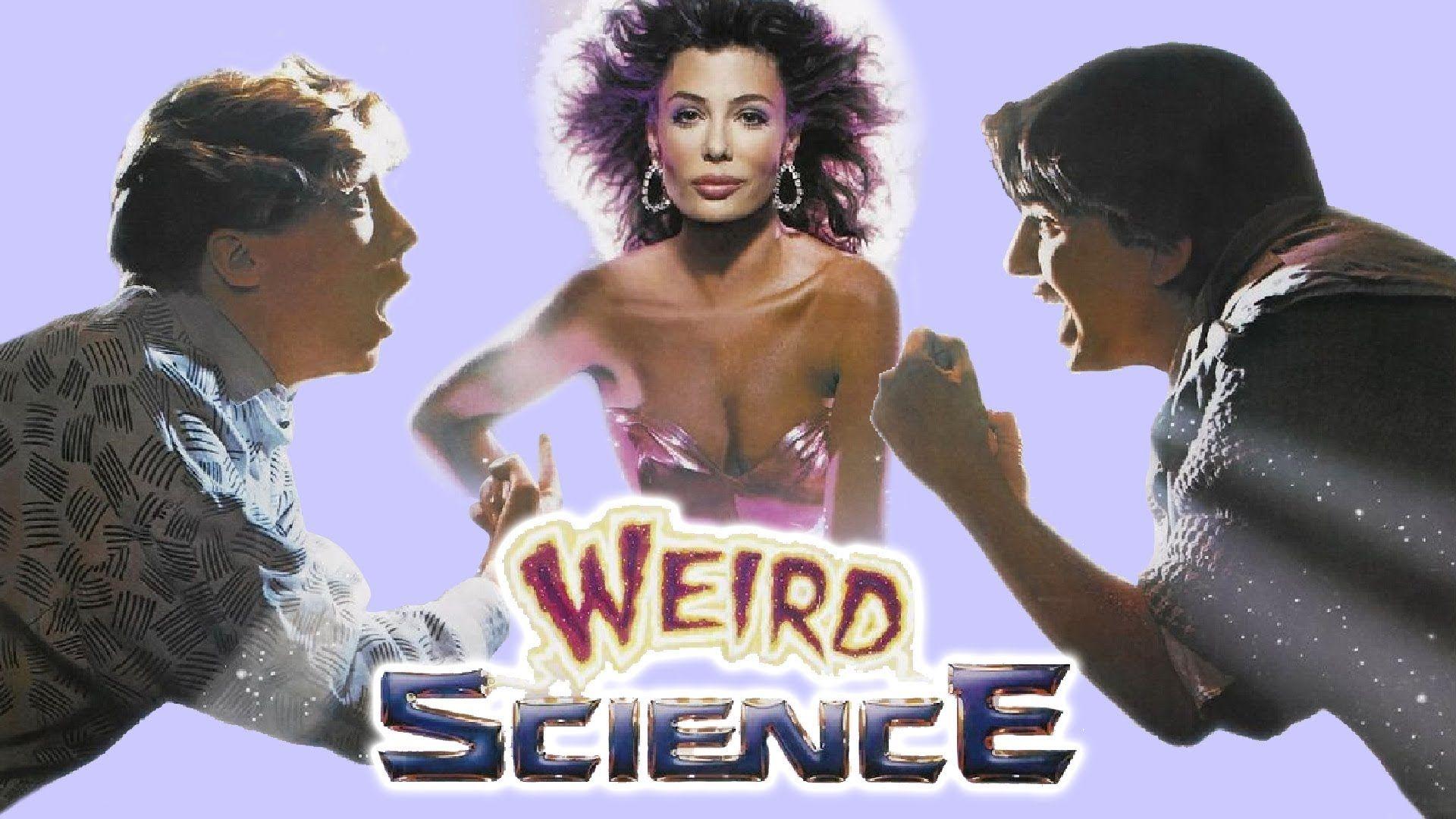 Weird Science (1985) Stars Anthony Michael Hall, Ilan