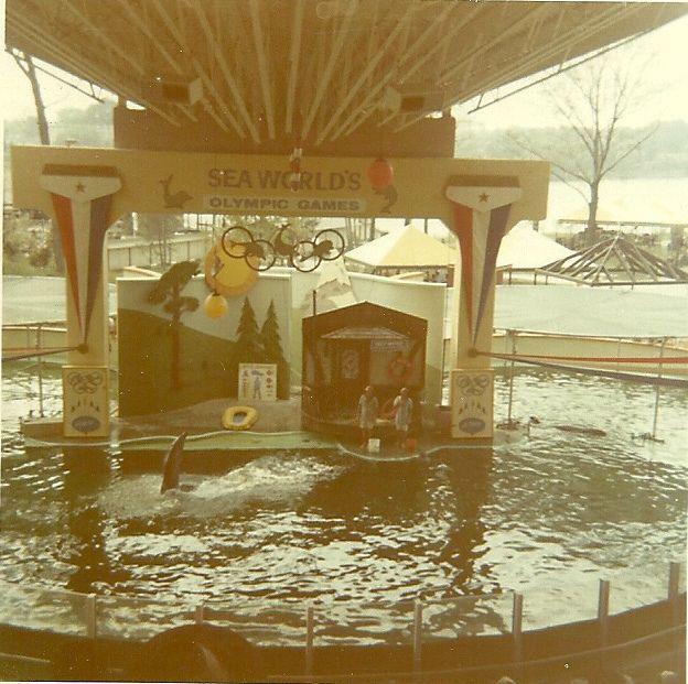 Geauga Lake Amusement Park, Sea