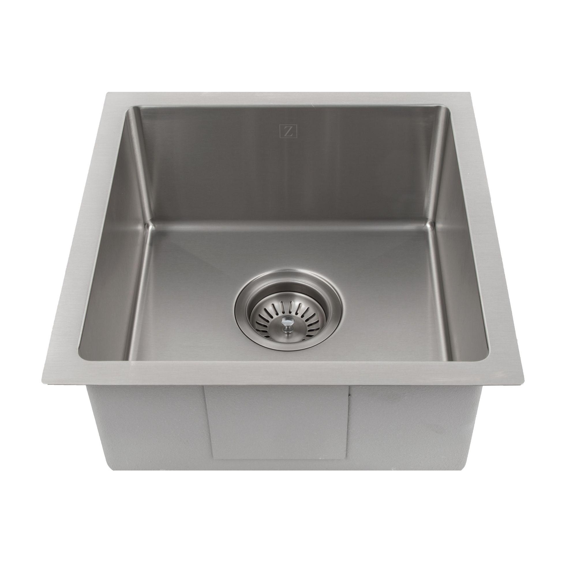 Undermount Stainless Steel Kitchen Sink 27 Inch Undermount