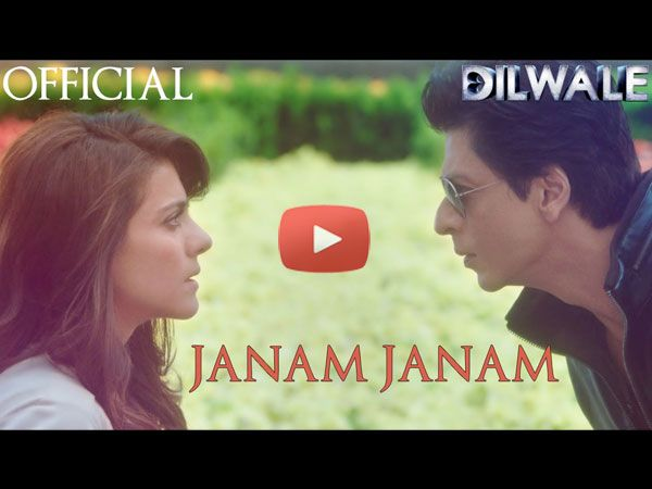 Janam Janam Lyrics - Translation In English Dilwale | HindiLyricsPK