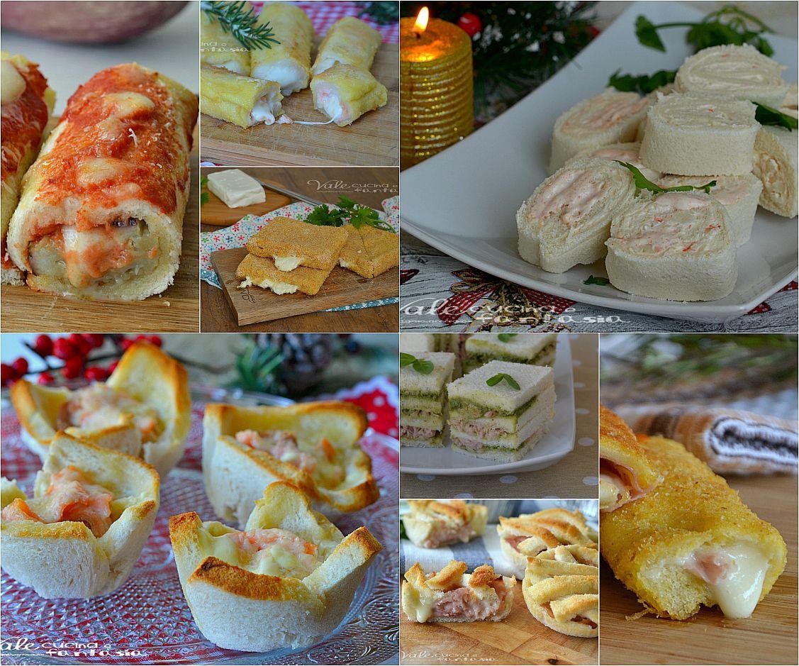 Finger food veloci economici ab13 regardsdefemmes for Ricette originali