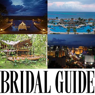 """Enter the Bridal Guide's Honeymoon Style Sweepstakes for your chance to win one of the following honeymoon trips: Romantic City Trip: a trip for two to Las Vegas, Nevada including airfare, a three-night stay at Bellagio Resort, dinner at Picasso, tickets to """"O"""" by Cirque du Soleil, cocktails at Hyde Bellagio, tickets to Mystere by"""