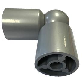 Best Dolle 1 5 In X 5 Ft Gray Powder Coat Prefinished 400 x 300