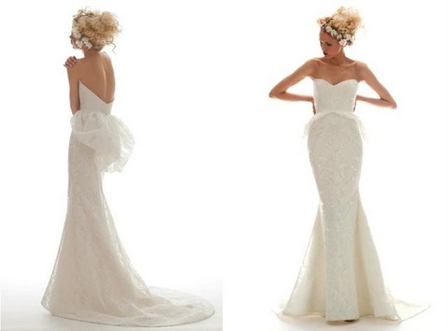 Top 10 Wedding Dress Trends Just perfect