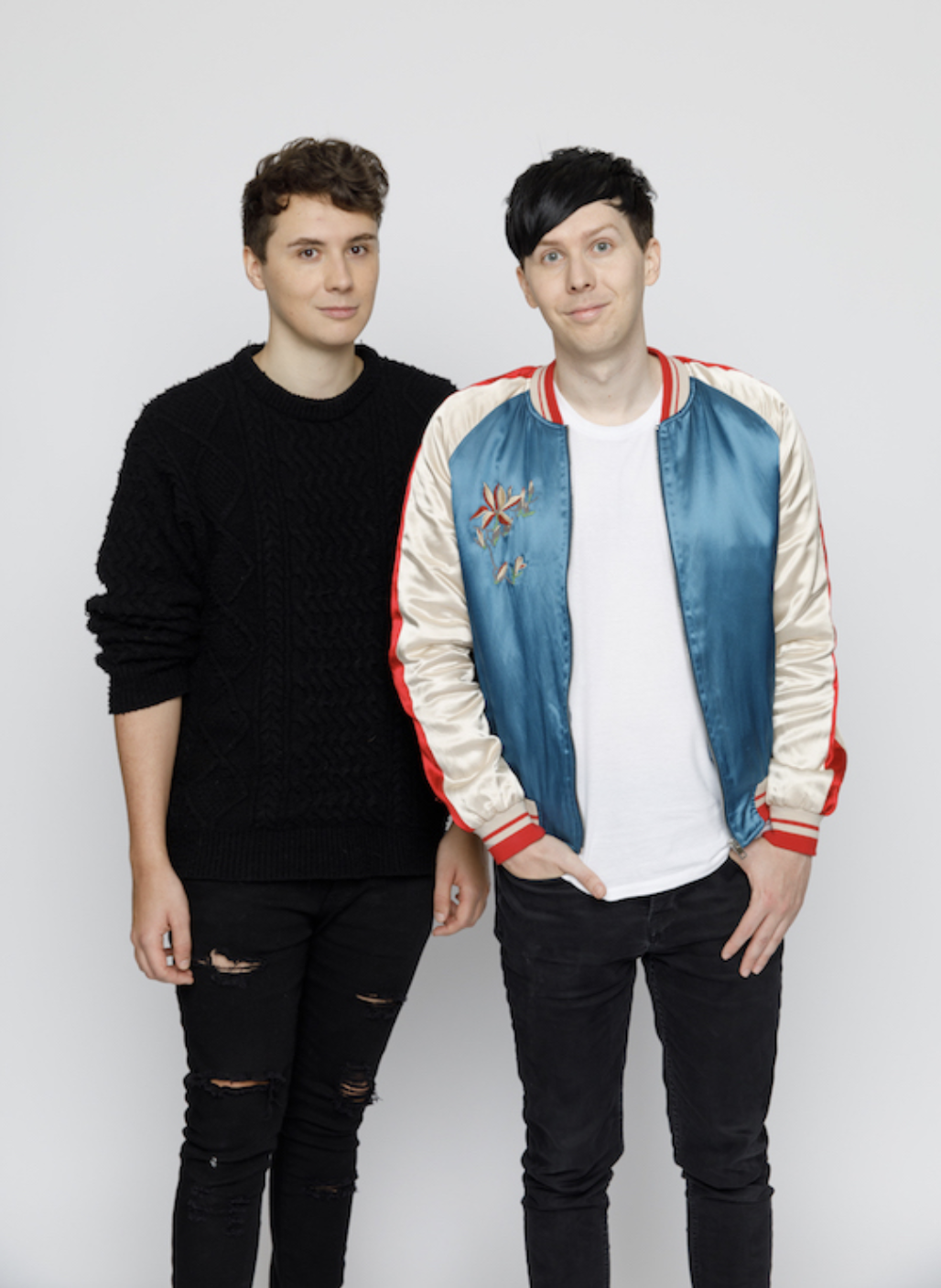 Dan and Phil | Youtube Rewind 2017 | it was a disaster | they had 3 seconds | and Dan was credited as danisnotonfire | #norespect