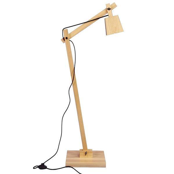 Pixar Solid Wood floor lamp LD008