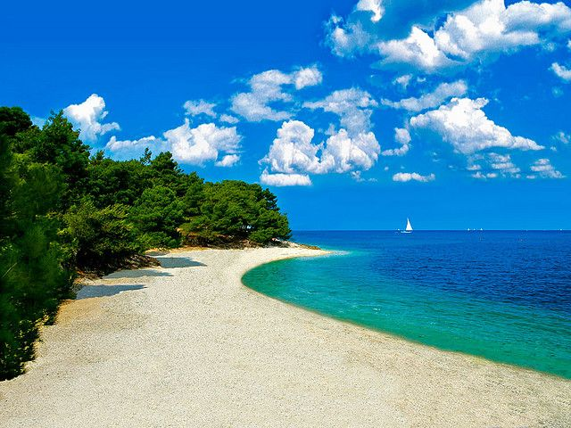 Resort Kanegra Umag Istria Croatia Istria Croatia Croatia Croatia Beach
