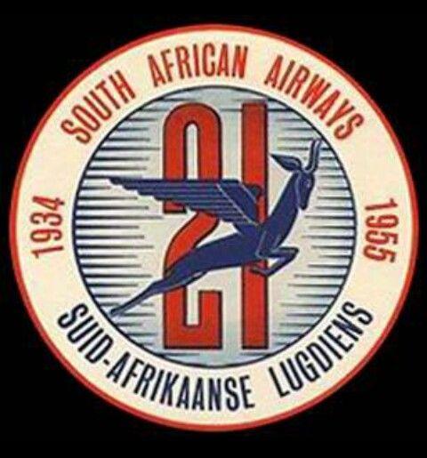 Suid Afrikaanse Lugdiens South African Airways South
