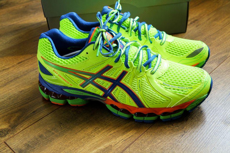 Asics Gel Nimbus 15: test & reviews | Hot Shoes | Pinterest