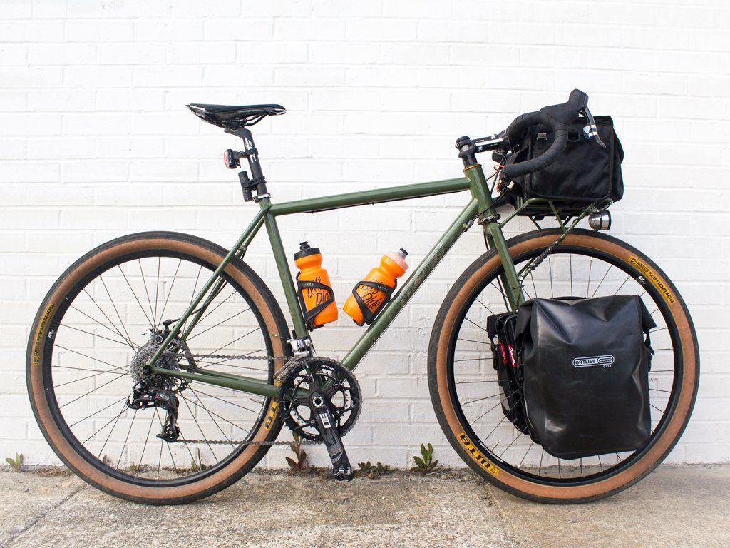 richmond cykel test