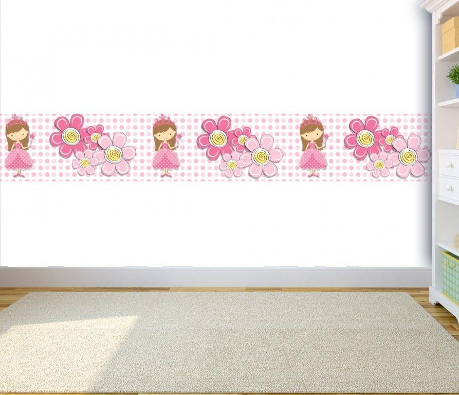 Faixas decorativas <br> <br>1metrox10cm R$ 19,90 <br>Pedido mínimo de 5 metros <br> <br> Deixe o quarto mais alegre e divertido, estimule a criatividade das crianças aplicando adesivos! <br> <br>Os adesivos são produzidos em vinil auto adesivo e devem ser aplicados em paredes lisas, para melhor fixação, certifique-se que a superfície a ser aplicada esteja limpa e seca. <br>Não aplique seu adesivo em locais úmidos, com imperfeições como bolhas na pintura, infiltrações, rachaduras ou tinta…