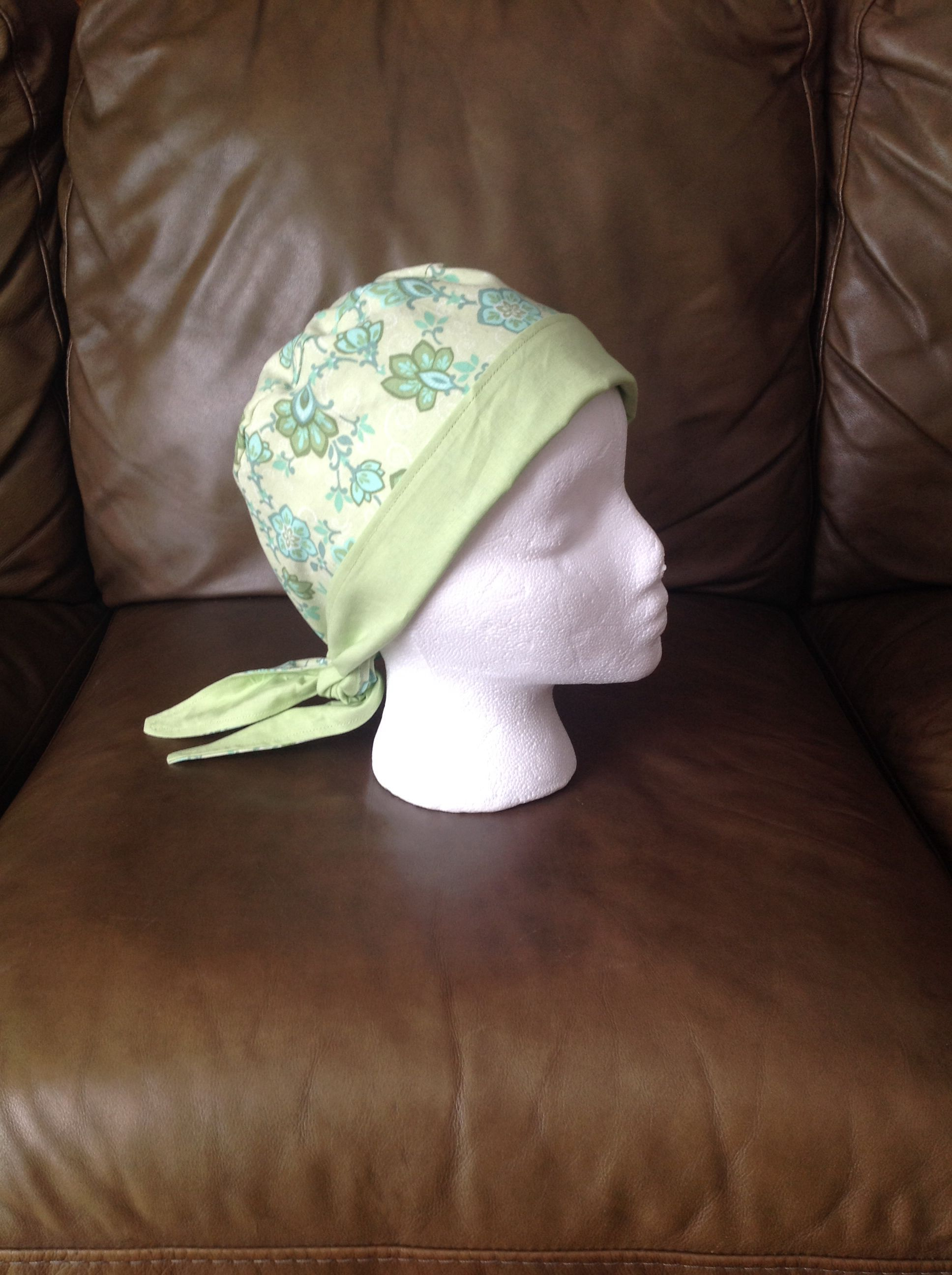 Cancer cap patterns to sew - Cancer cap sewing pattern