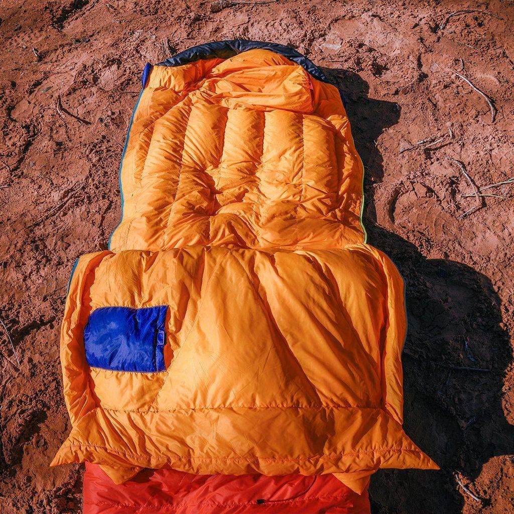 Sueño Sleeping Bag   Sleeping bag, Summer backpacking ...