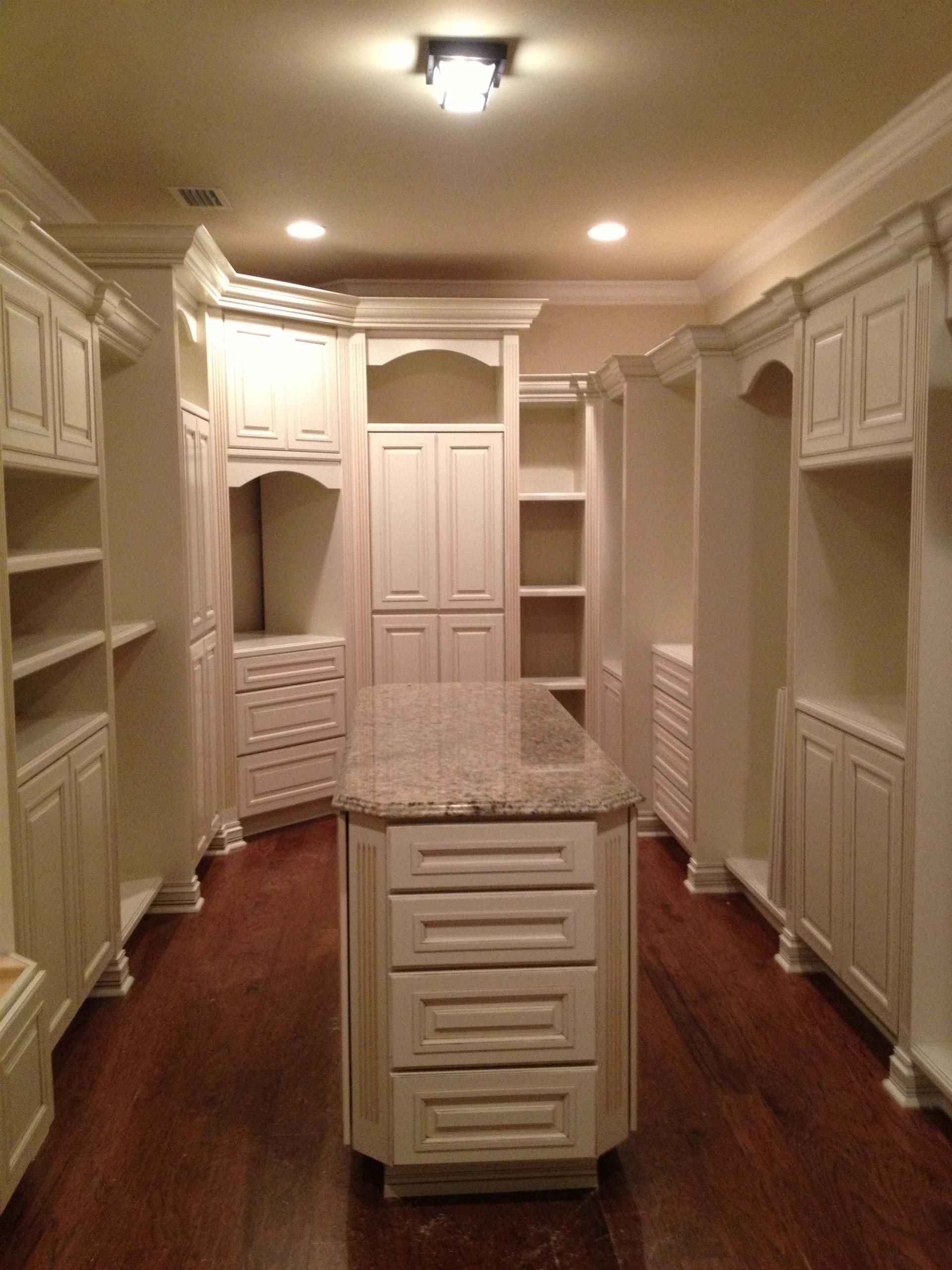Custom Estate Closet Created By Coast Design Kitchen Bath In