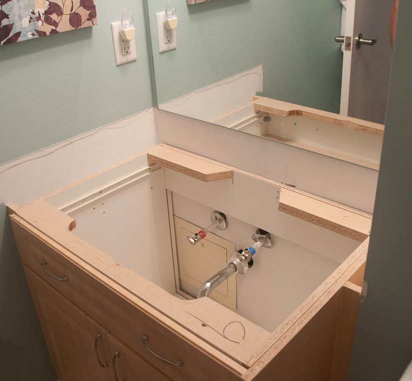 √ How To Install A Bathroom Vanity Bathroom Organization Unique How To Install Bathroom Vanity