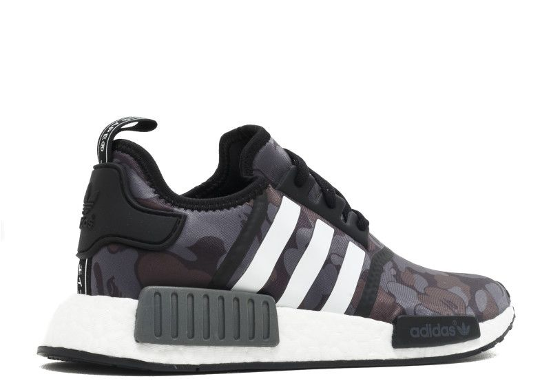 bape x adidas nmd is happening for sure and in more ways than one