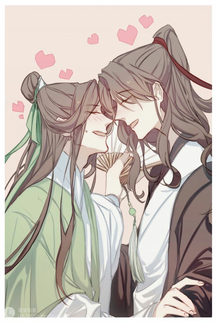 Escoria Libro Luo Binghe & Shen Qingqiu | The Scum Villain's Self-saving
