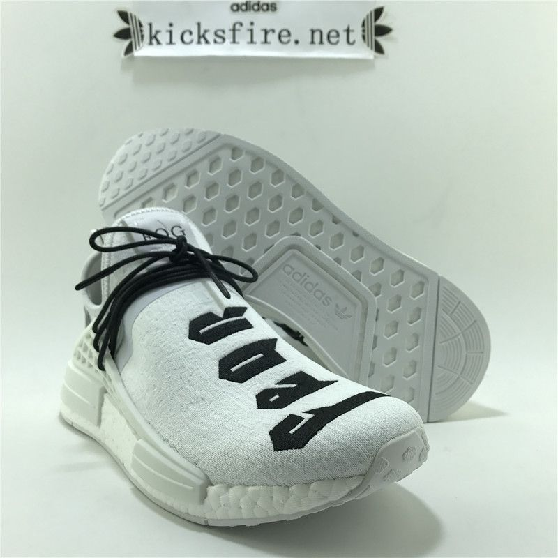 Adidas Human Race NMD Pharrell Williams x Fear of God white From  Kicksfire.net 681e22278