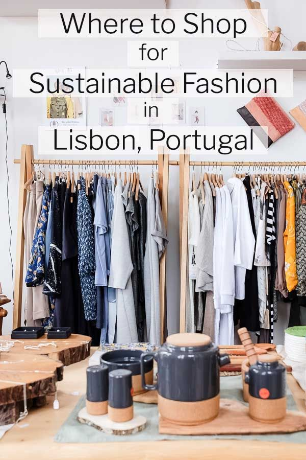 All The Best Sustainable and Ethical Fashion Shopping in Lisbon, Portugal – Ecocult