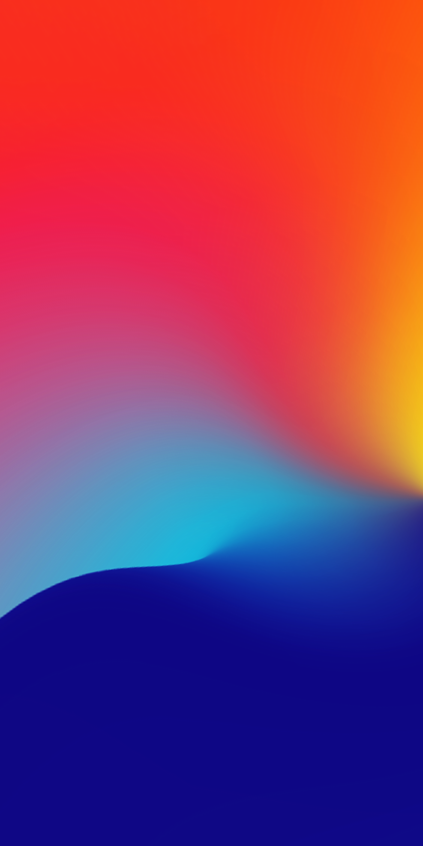 swooping gradient by @ongliong11 on Twitter