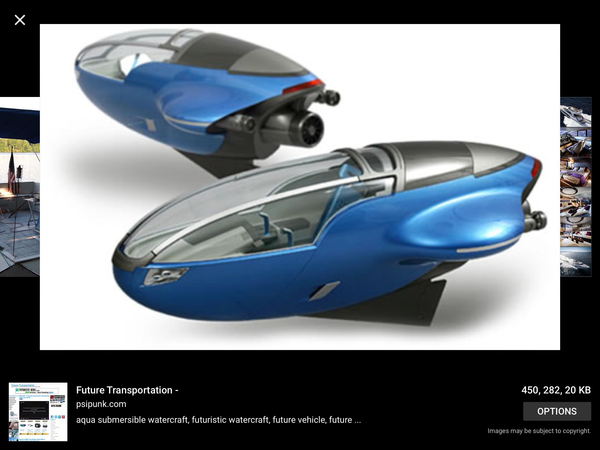 Recreational submarine | Submarine | Water crafts, Boat, Futuristic cars