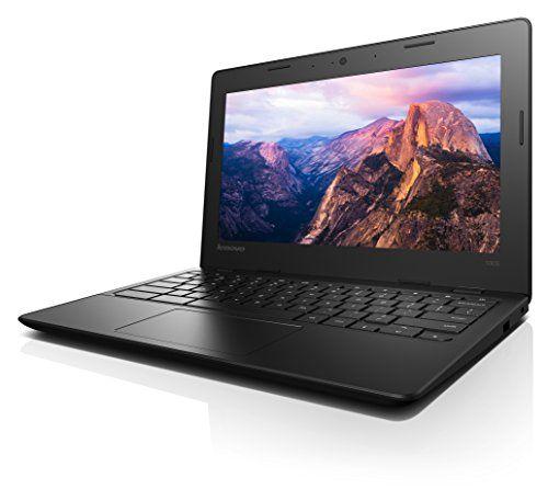 "Lenovo ideapad 100s Chromebook 11.6"" Laptop (Intel Cele"