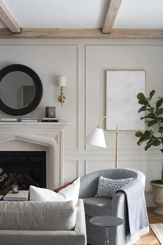 Formal Living Room One Room Challenge Room Reveal En 2020