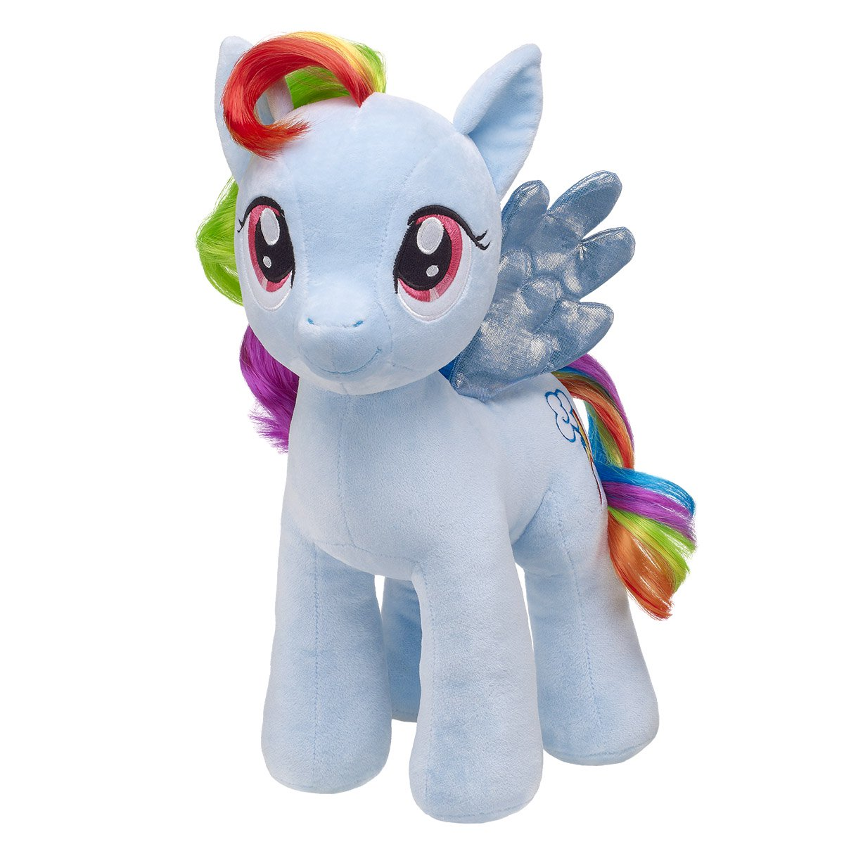 a3e14e990a2 MY LITTLE PONY RAINBOW DASH. MY LITTLE PONY RAINBOW DASH My Little Pony  Plush ...