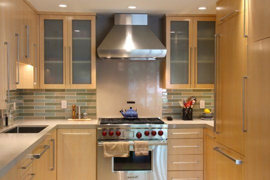 Vote! Small Cool Kitchens Week 2 Kitchens, Small space design and