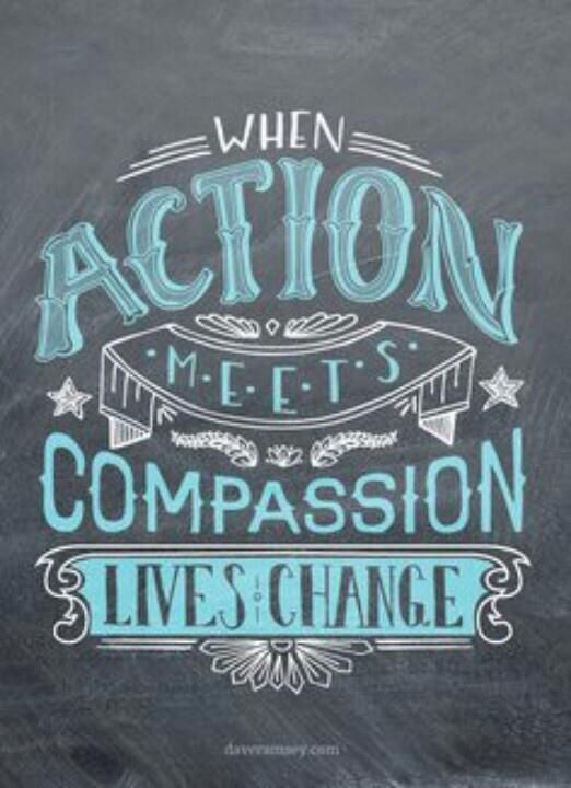 When action meet compassion, lives change.  Shop Trades of Hope.  www.mytradesofhope.com/dayna