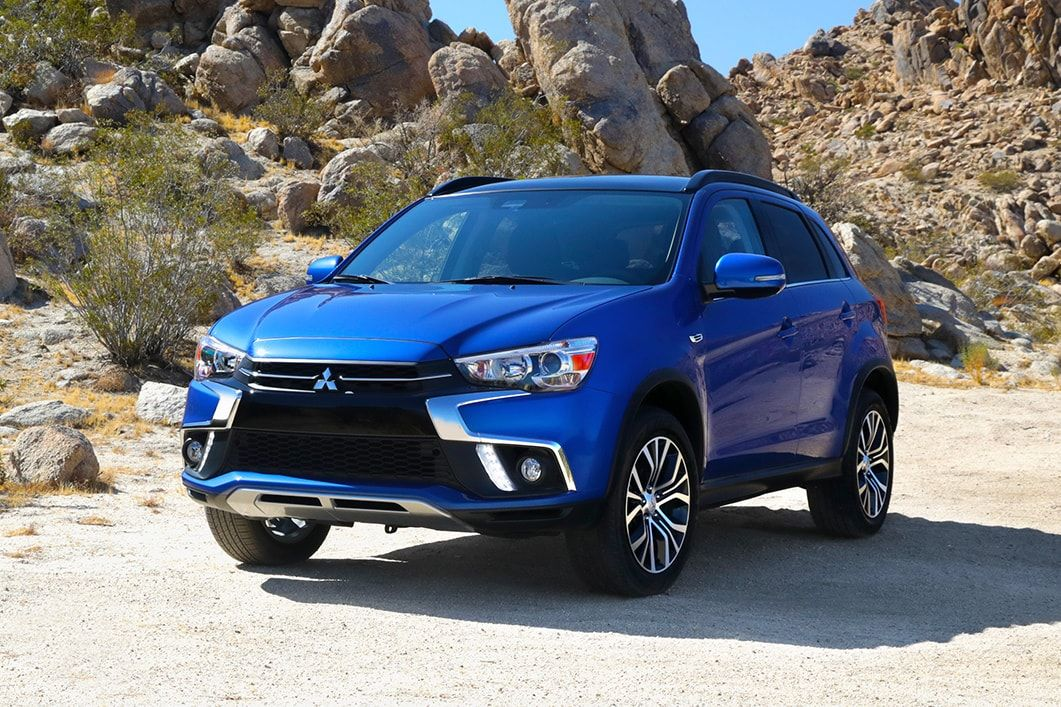 2018 Mitsubishi Outlander Sport Ready to Offroad