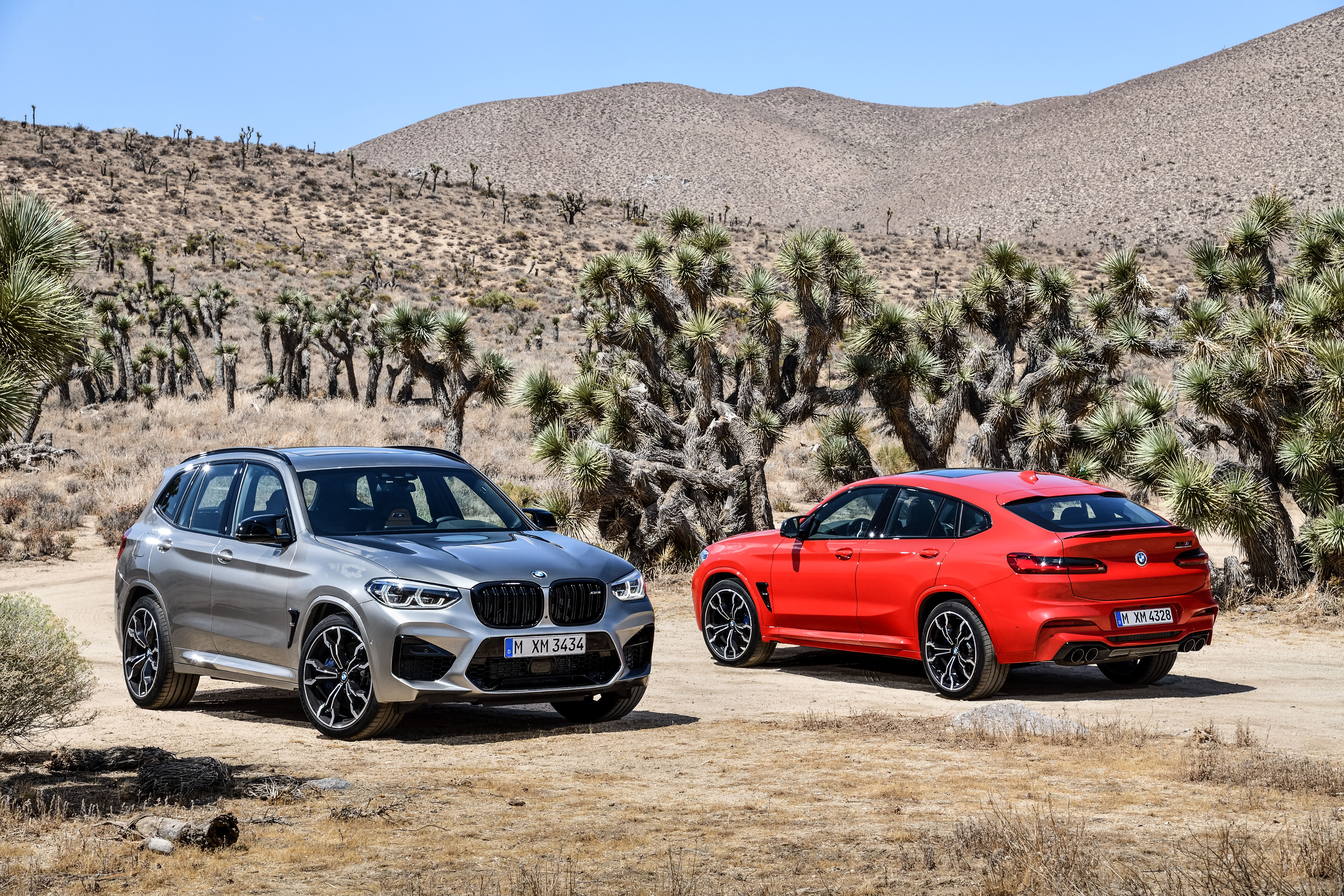 2020 Bmw X3 M And X4 M Unveiled Brings More Than 500 Ponies In Competition Trim Top Speed Bmw X3 New Bmw Bmw