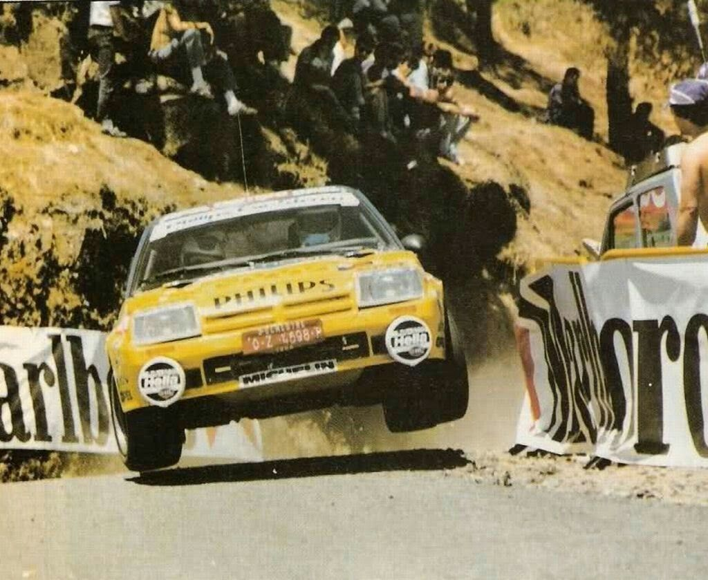In the race. #Speed #Power #Performance #Rally #Action