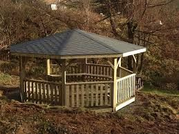 Free Octagon Gazebo Roof Plans Google Search With Images