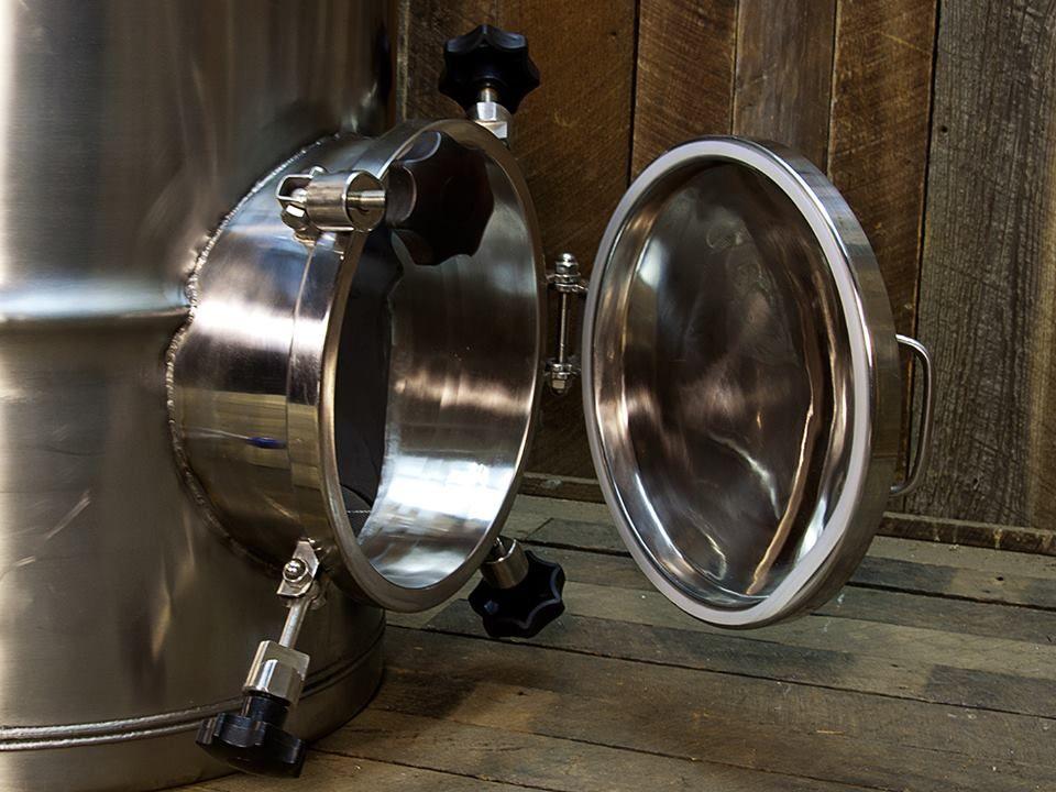 Bubbas barrels wine equipment barrel kettle