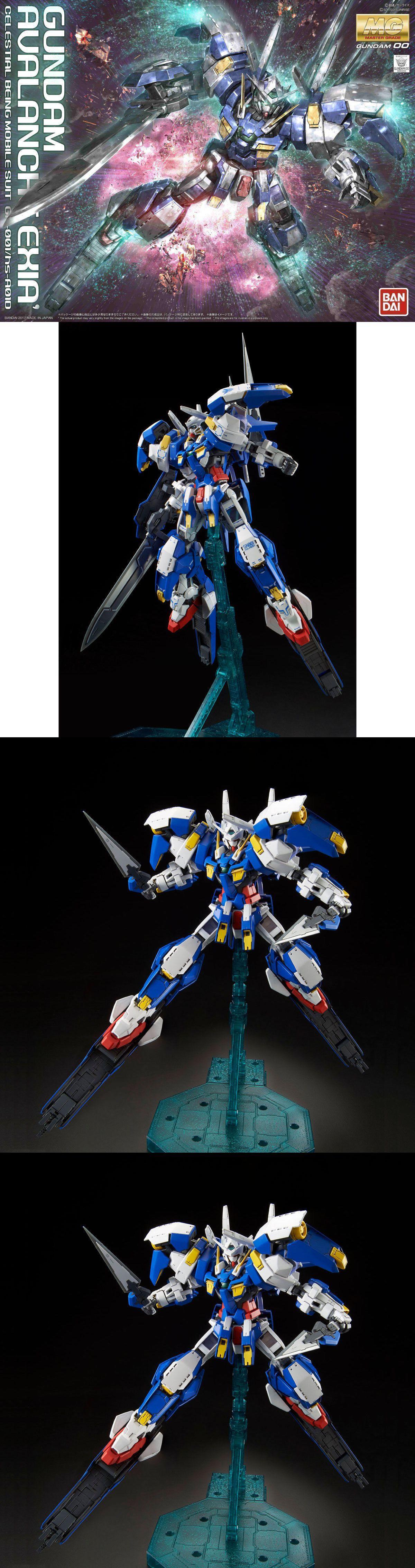 Models And Kits 1188 Gundam 1 100 Mg Gundam 00 Avalanche Exia Dash Model Kit Exclusive Usa In Stock Buy It Now Only 76 99 On Ebay Model Kit Gundam Model