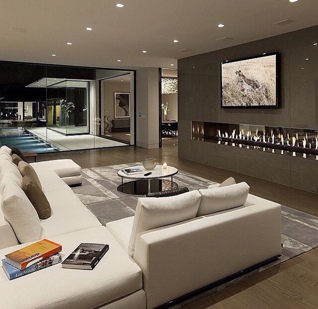 Pin by Sarah Moss on Nest Pinterest Living rooms, Room and Interiors