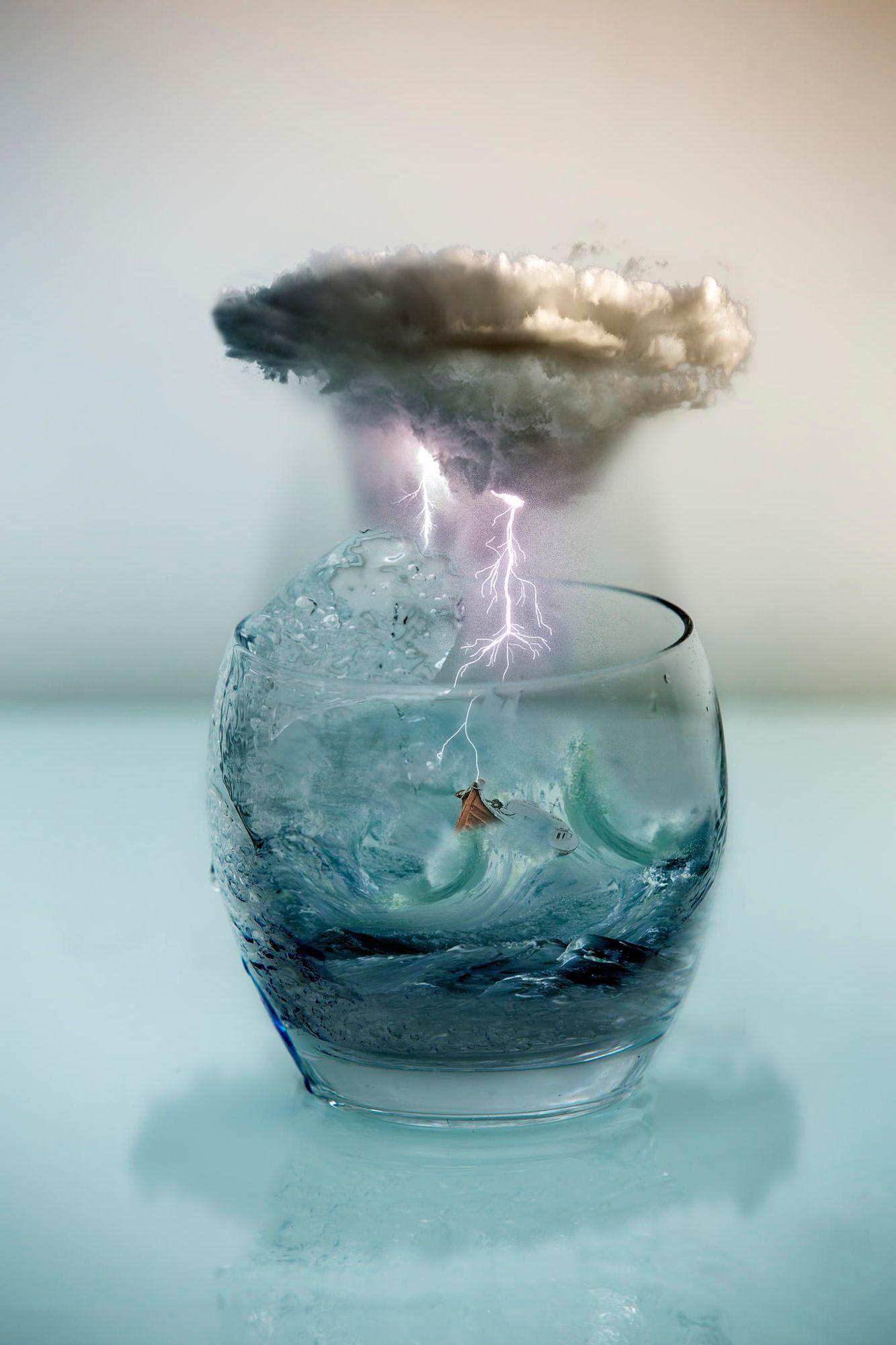 Tempête dans un verre d'eau - film 1997 - AlloCiné