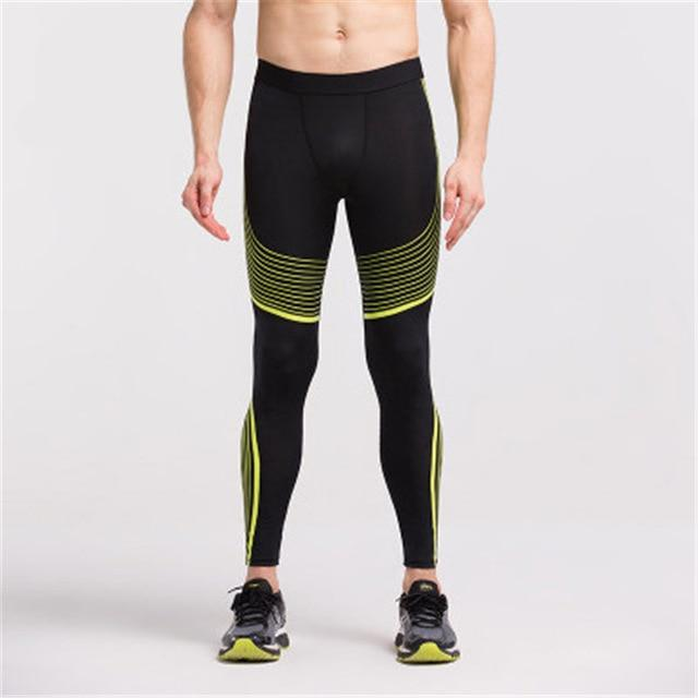 Men/'S Compression Pants Base Layer Quick Dry Sports Running Workout Leggings f6