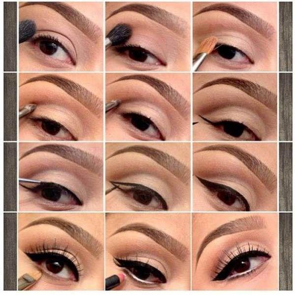 how to Cat Eye Makeup Tutorials