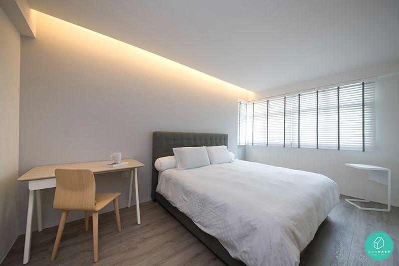 Master Bedroom Minimalist simple home designs you'd love to go home to | minimalist bedroom