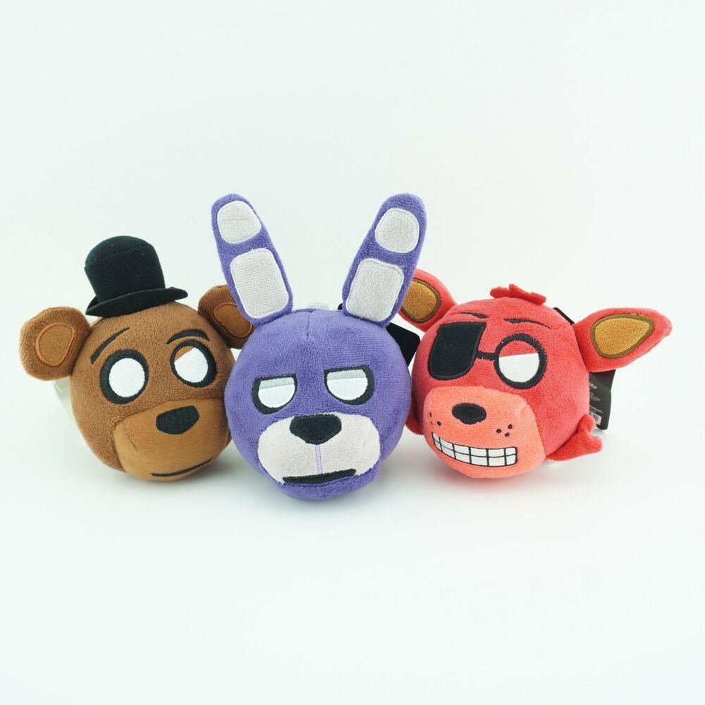 Koala Stuffed Animals Mini, Fnaf Plush Set Small 6 Bonnie Foxy Freddy Five Nights At Freddy S Emoji Toys Funko Fnaf Fivenightsatfreddys Character Gifts Fnaf Plush