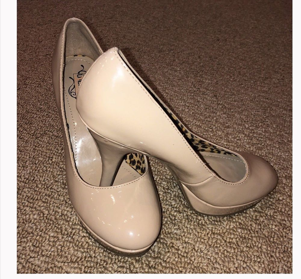 ad0db83214af Unlisted Kenneth Cole File System Nude Tan Womens Heels Size 8  fashion   clothing  shoes  accessories  womensshoes  heels (ebay link)